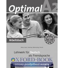 Optimal A2 Arbeitsbuch + CD