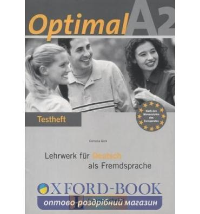Optimal A2 Testheft + CD