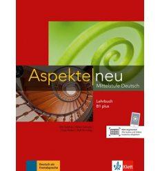 Aspekte 1 Neu B1+ Lehrbuch ohne DVD