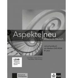 Aspekte 1 Neu B1+ Lehrerhandbuch+DVD-ROM