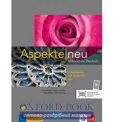 Aspekte 2 Neu B2 Arbeitsbuch mit Audio-CD