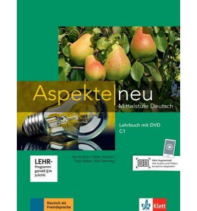 Aspekte neu C1 Lehrbuchmit DVD
