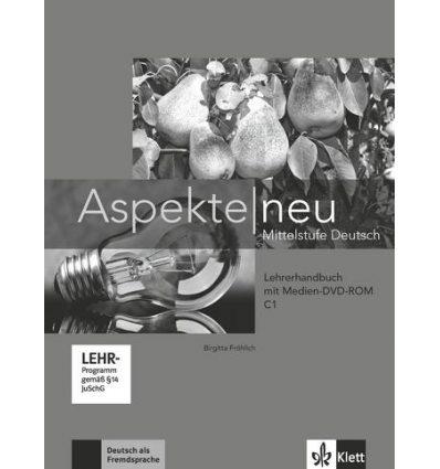 Aspekte neu C1 Lehrerhandbuch mit DVD-ROM