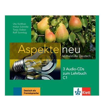 Aspekte neu C1 Audio-CDs zum Lehrbuch