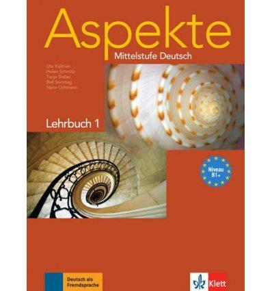Aspekte 1 (B1+) Lehrbuch ohne DVD