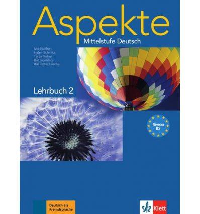 Aspekte 2 (B2) Lehrbuch ohne DVD