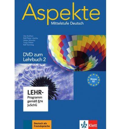 Aspekte 2 (B2) DVD zum Lehrbuch
