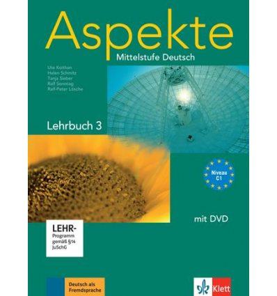 Aspekte 3 (C1) Lehrbuch+DVD