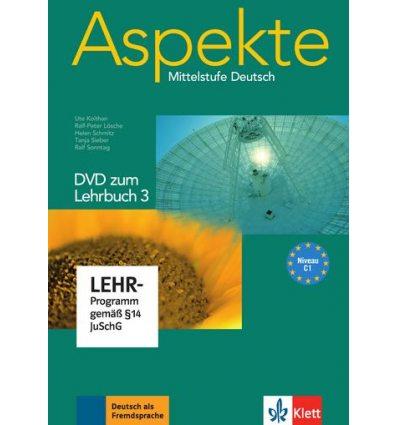 Aspekte 3 (C1) DVD zum Lehrbuch