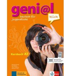 geni@l klick A1 Kursbuch + 2 CDs