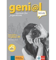 geni@l klick A1 Interaktive Tafelbilder auf CD-ROM