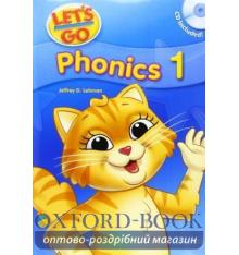 Let's Go 1 Phonics Book + CD