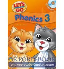 Let's Go 3 Phonics Book + CD