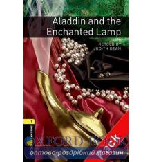 Oxford Bookworms Library 3rd Edition 1 Aladdin and the Enchanted Lamp + Audio CD