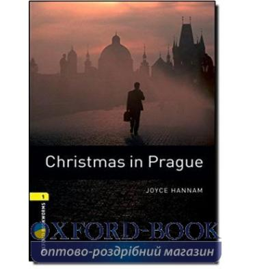 Christmas In Prague Book.Oxford Bookworms Library 3rd Edition 1 Christmas In Prague