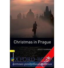 Oxford Bookworms Library 3rd Edition 1 Christmas in Prague + Audio CD