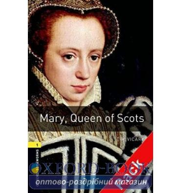 Oxford Bookworms Library 3rd Edition 1 Mary, Queen of Scots + Audio CD