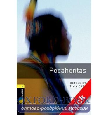 Oxford Bookworms Library 3rd Edition 1 Pocahontas + Audio CD