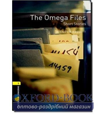Oxford Bookworms Library 3rd Edition 1 The Omega Files. Short Stories