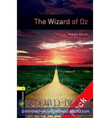 Oxford Bookworms Library 3rd Edition 1 The Wizard of Oz + Audio CD