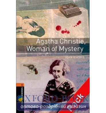 Oxford Bookworms Library 3rd Edition 2 Agatha Christie, Woman of Mystery + Audio CD