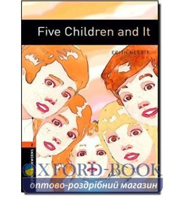 Oxford Bookworms Library 3rd Edition 2 Five Children and It