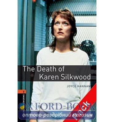Oxford Bookworms Library 3rd Edition 2 The Death of Karen Silkwood + Audio CD