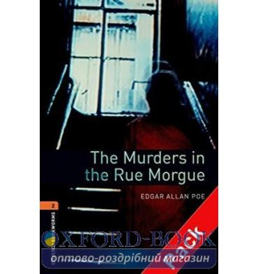 Oxford Bookworms Library 3rd Edition 2 The Murders in the Rue Morgue + Audio CD