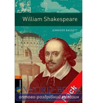Oxford Bookworms Library 3rd Edition 2 William Shakespeare + Audio CD