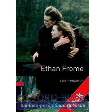 Oxford Bookworms Library 3rd Edition 3 Ethan Frome + Audio CD