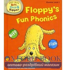 Oxford Reading Tree Read with Biff, Chip and Kipper 1 Floppy's Fun Phonics
