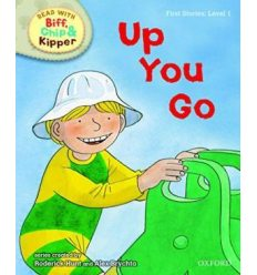 Oxford Reading Tree Read with Biff, Chip and Kipper 1 Up You Go