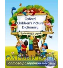 Oxford Children's Picture Dictionary for Learners of English + Songs CD