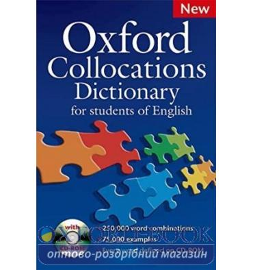 Oxford Collocations Dictionary 2nd Edition + CD-ROM