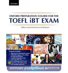 Oxford Preparation Course for the TOEFL iBT Exam + Audio CDs + Online Practice
