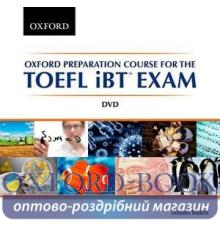 Oxford Preparation Course for the TOEFL iBT Exam DVD
