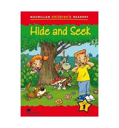 Macmillan Children's Readers 1 Hide and Seek