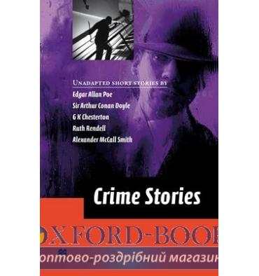 Macmillan Literature Collection Crime Stories