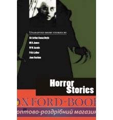 Macmillan Literature Collection Horror Stories