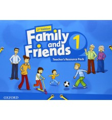 Family and Friends 2nd Edition 1: Teacher's Resource Pack