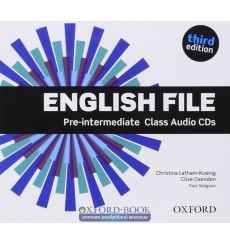 English File Pre-Intermediate: Class Audio CDs (5)