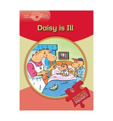 Macmillan Explorers Phonics 1 Daisy is ill