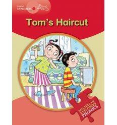 Macmillan Explorers Phonics 1 Tom's Haircut