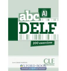 ABC DELF A1 + Corriges + CD audio
