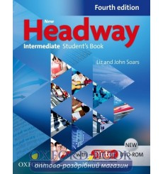 New Headway Intermediate: Student's Book with iTutor DVD