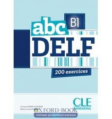 ABC DELF B1 + Corriges + CD audio