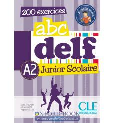ABC DELF Junior Scolaire A2 + Corriges + DVD-ROM