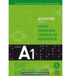 Activites pour le CECR A1 + Corriges + CD audio