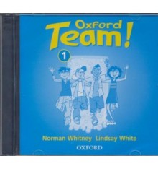 Oxford Team 1: Class Audio CDs (2)