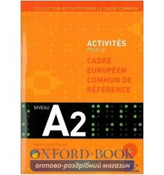 Activites pour le CECR A2 + Corriges + CD audio